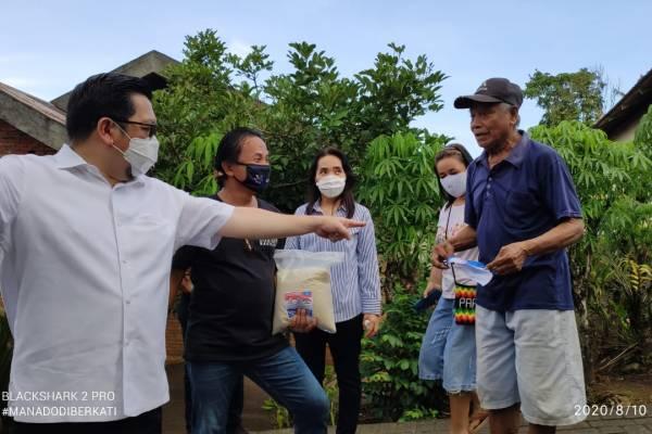 MOR Turun Lapangan Edukasi Warga Protap Kesehatan