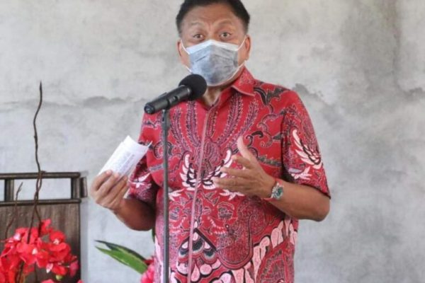Gubernur Olly Imbau Warga Jadikan Sulut sebagai Pelopor Pilkada Damai