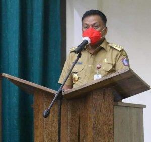 Hadiri Ibadah Syukur HUT ke-173 GMIM Baitani Tomohon, Gubernur Olly Apresiasi Sinergitas Pemprov dan Gereja