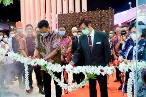 Gubernur Olly Resmikan Sentra Medika Hospital International Minahasa Utara