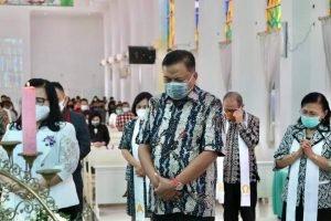 Gubernur Olly : Hikmat dari Tuhan Sangat Bermanfaat Bagi Kehidupan Kita