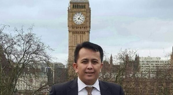 Sebantar Sore, Pjs Gubernur Sulut Agus Fatoni Pimpin Pengukuhan Lima Pjs Bupati Walikota