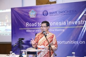 "Wagub Kandouw Beber Potensi Sulut di ""Road To Indonesia Investment Day 2020"""