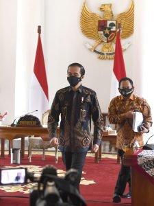 Presiden Jokowi Minta Kada Percepat Realisasi Belanja Daerah