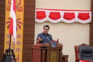 Respon Aspirasi Masyarakat, Wagub Kandouw Apresiasi Deprov Sulut