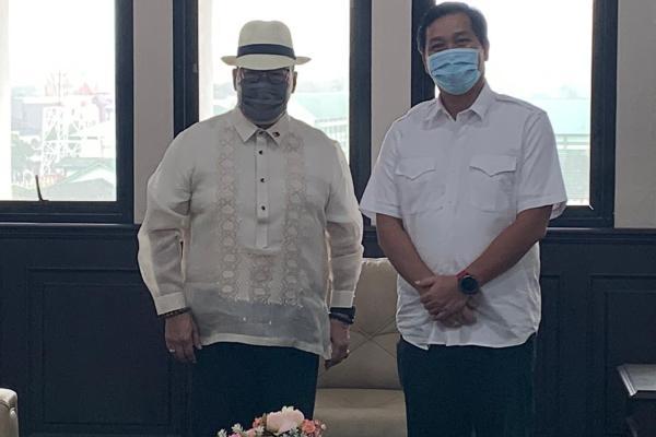 Wagub Kandouw Apresiasi Kerjasama Bilateral Sulut-Filipina