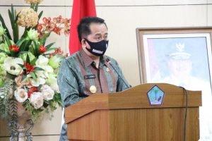 Cegah Klaster Pilkada, Pjs Gubernur Fatoni Warning Bupati/Walikota Perketat Protokol Kesehatan