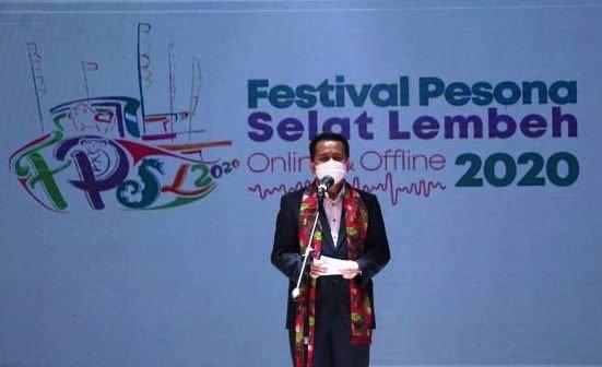 Pjs Gubernur Fatoni Apresiasi FPSL 2020