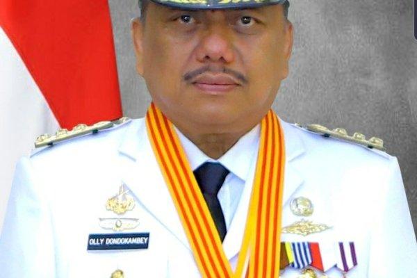 Berhasil Pimpin Sulut di Masa Pandemi Covid-19, Olly Dondokambey Bakal Terima CNBC Indonesia Awards