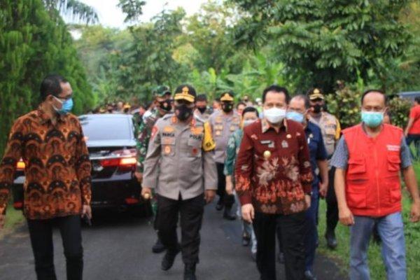 Pjs Gubernur Fatoni Pastikan Repatriasi 155 ABK WNI dari Tiongkok Sesuai Protokol C-19