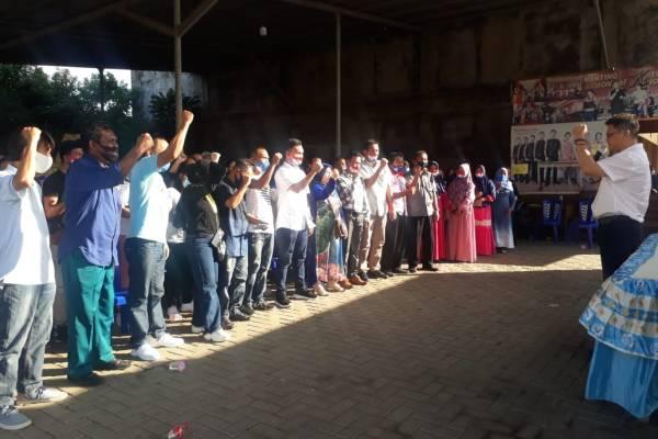 Merpati Putih Targetkan Ribuan Suara Buat MOR-HJP