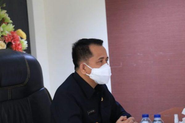 Pjs Gubernur Fatoni Ikuti Sosialisasi RPP Perizinan Berusaha Daerah dari Mendagri, Ini Kesimpulannya