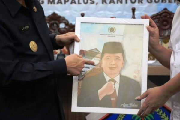 Pjs Gubernur Fatoni Ajak PWI Bersinergi Majukan Pembangunan Sulut