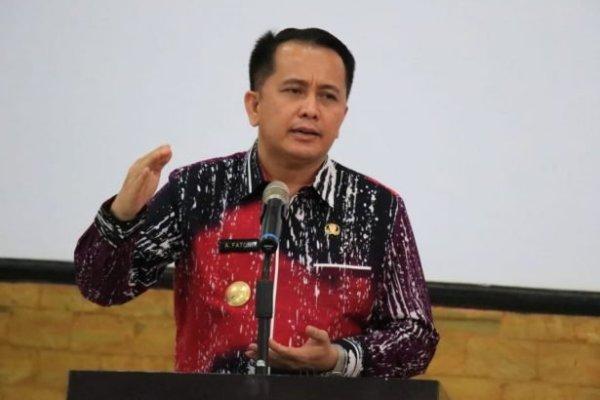 Tatap Muka dengan ASN Pemkot Kotamobagu, Pjs Gubernur Fatoni Bahas Netralitas Pilkada, Penanganan C-19 dan Antisipasi Bencana
