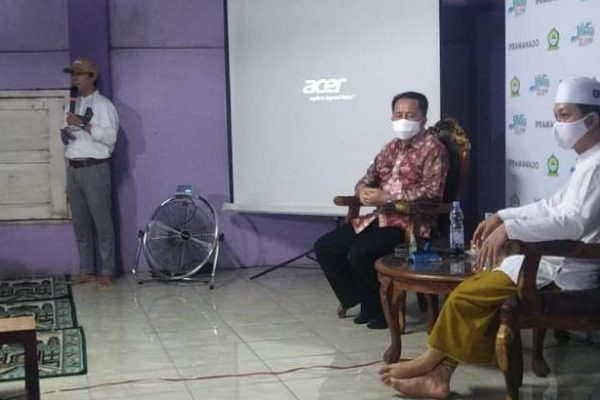 Pjs Gubernur Fatoni Motivasi Para Milenial di Justis Talkshow IPRA