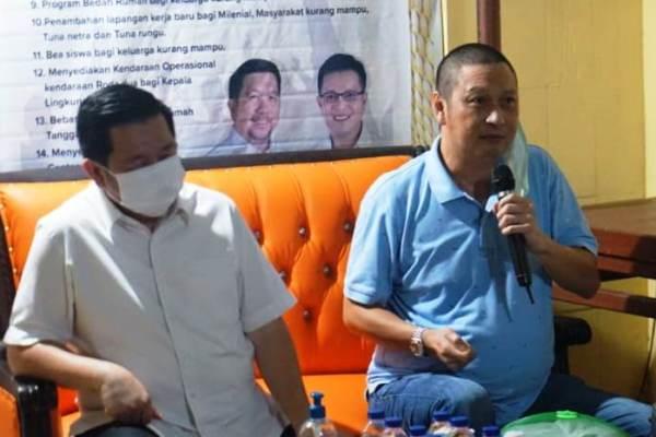 Kawal Kemenangan MOR-HJP: Ivan Sarundajang: Mor Bastiaan Penerus GSVL