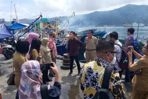 Kunjungi Tiga UMKM di Sulut, Bappenas Himpun Data Untuk Masterplan UMKM Manado