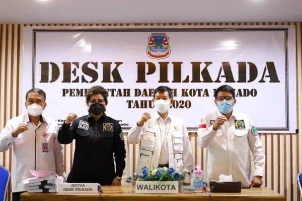 Walikota Terima Kunjungan DPD-RI
