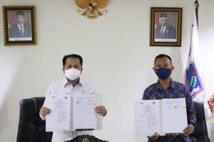 Perkuat Pengawasan, Pjs Gubernur Fatoni dan Kepala Perwakilan BPKP Sulut Tanda Tangani Nota Kesepakatan