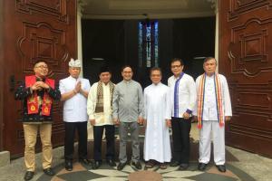 Keprihatinan FKUB Manado Terhadap Musibah Bencana Alam di Manado