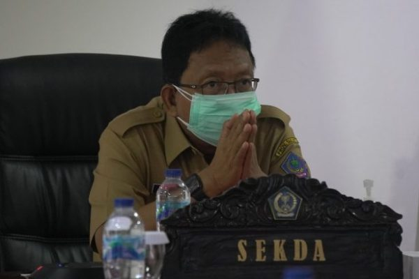 Dibuka Jokowi, Sekdaprov Silangen Ikuti Rakernas Pembangunan Pertanian 2021