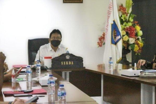 Didampingi KPK, Sekdaprov Silangen Optimis Masalah Aset di Sulut Bakal Tuntas