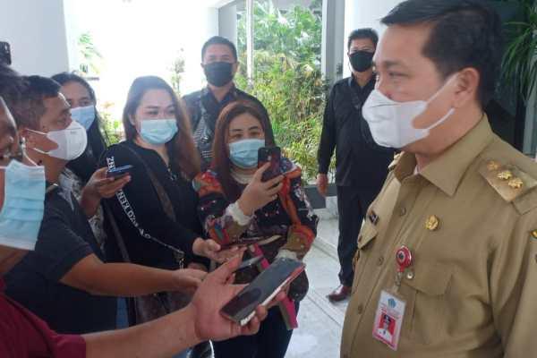 Calon Kepala Daerah Yang Akan Dilantik Harus Isolasi Diri, Wagub Kandouw: Jika Tidak Minta Maaf…