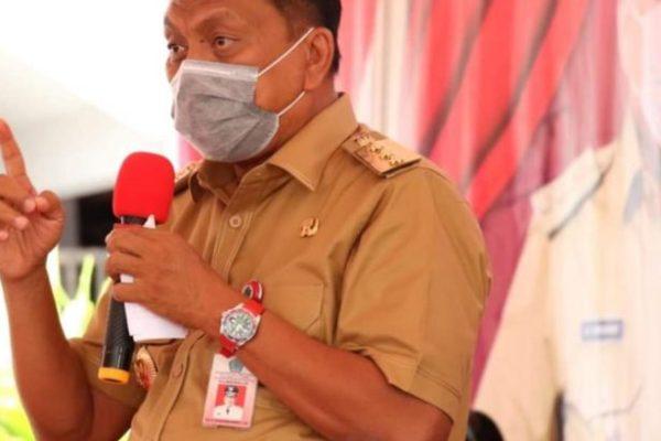 Warning! Gubernur Olly Rilis SE Larang ASN/THL Terlibat Ormas Terlarang