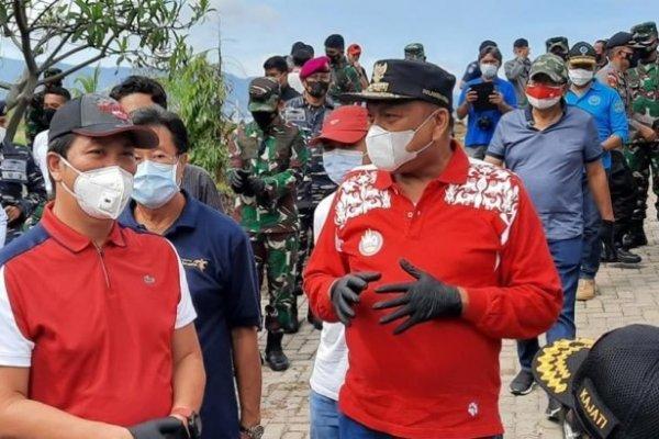 Gubernur Olly : Manado Pusat Ekonomi Sulut, Tak Boleh Kotor!