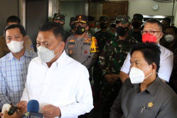 Kembali Pimpin Sulut, Gubernur Olly Komit Hadirkan Pemerintah di Tengah Masyarakat