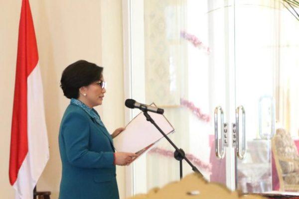 Ibu Rita Ajak Ketua TP PKK Kabupaten/Kota Aktif Sukseskan Program Pemerintah