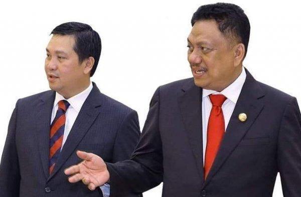 Silangen Jabat PLH Gubernur Sulut, Pelantikan ODSK 15 Februari 2021