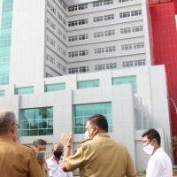 Gubernur Olly Target RSUD Sulut dan RS Mata Beroperasi April 2021