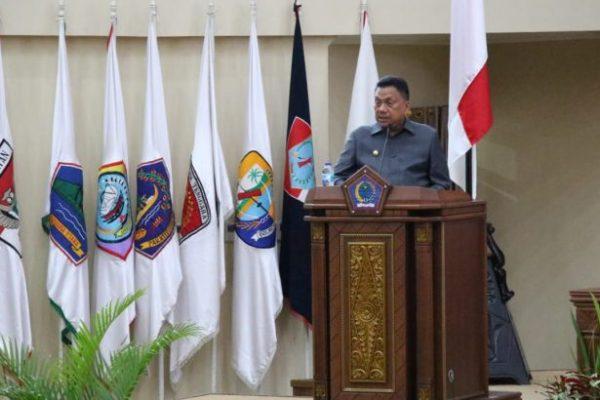 Gubernur Olly Optimis Sinyal Ekonomi Sulut 2021 Terus Positif