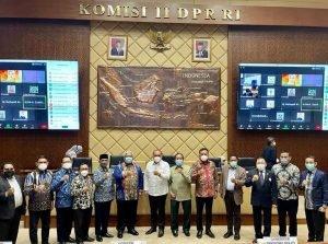 Gubernur Olly Hadiri RDP dengan DPR Bahas RUU Provinsi Sulut, Ini Perjalanannya