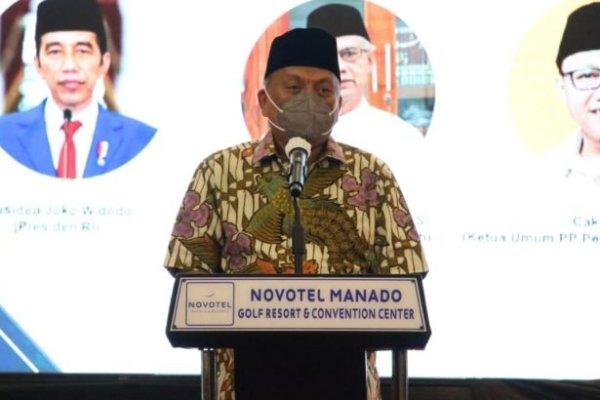 Dibuka Jokowi, Gubernur Olly Apresiasi Dipilihnya Sulut Jadi Tuan Rumah Tanwir 1 Pemuda Muhammadiyah