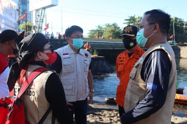 AARS Hadiri Sosialisasi dan Simulasi Penanganan dan Penanggulangan Bencana di Kota Manado