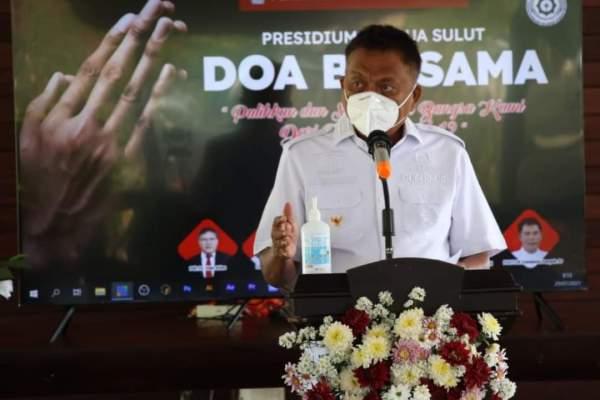 ODSK Bersama BKSAUA Sulut Gaungkan Doa Pulihkan Negeri dari Pandemi Covid 19
