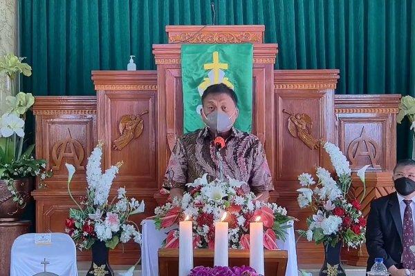 Gubernur Olly Awali Doa Bersama dari Sulut untuk Indonesia
