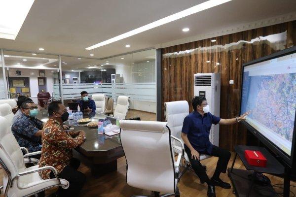 Identifikasi Tanah Masalah di Manado, Walikota Rapat Teknis dengan BPN