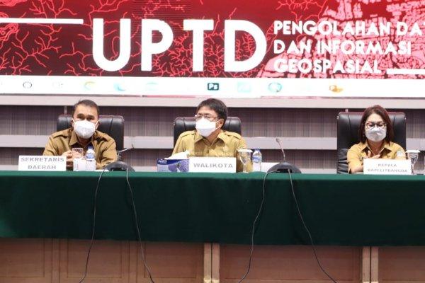 Fokus IPAL, Walikota Rapat Koordinasi dengan Kaling