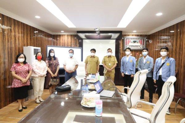 AARS Terima Kunjungan Mahasiswa Unsrat