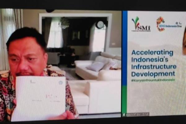 Gubernur Olly Tandatangani PKS Pinjaman Dana PEN Rp. 552 M