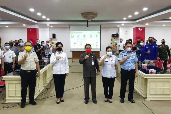 Pemprov Sulut Siapkan SOP Aman Covid-19 Bagi Penumpang Luar Negeri di Bandara Samratulangi