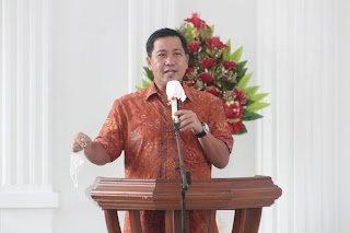 Wagub Kandouw Harap GMIM Rut Suwaan Jadi Sumber Inspirasi