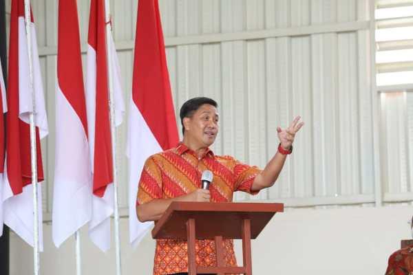 Wagub Kandouw Optimis Pekan Kerukunan di Sulut Jadi Spotlight Internasional