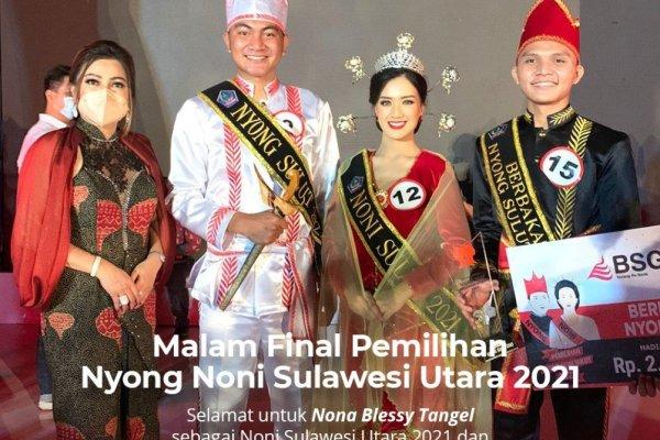 NNS 2021 Terpilih, STEVEN KANDOUW: Kalian Adalah Yang Terbaik dari Sulawesi Utara