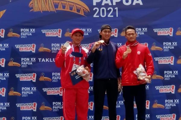 Cabor Atlet Selam Micky Wowor Sumbang Medali, Wagub Kandouw Beri Apresiasi