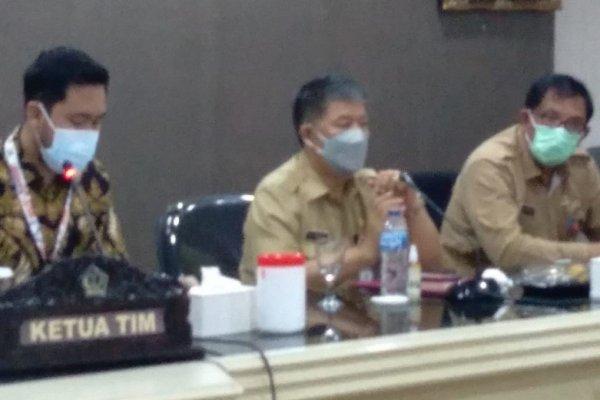 Akhir Oktober Tuntas, KPK Gelar Rakor Pemulihan dan Penertiban Aset di Sulut