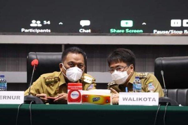 Buka Musrembang RPJMD 2022-2026 Gubernur Olly Janji Bantu Kota Manado